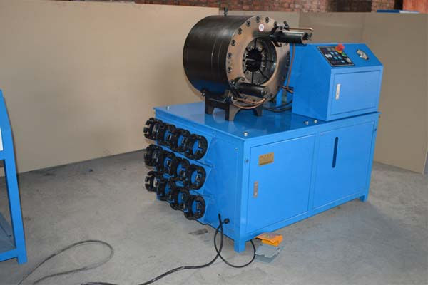 3''-Crimping-Machine